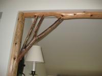 Half log trim
