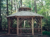 Gazebo with Cupola