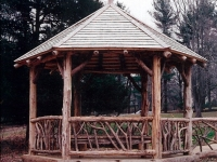 Six Sided Gazebo